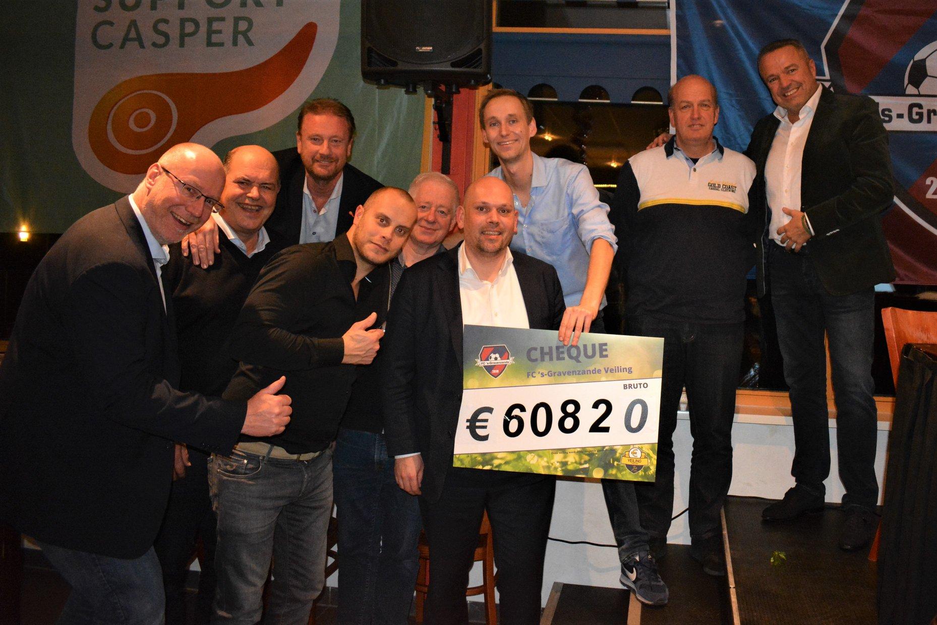 Meer Dan €60.000,- Bij 's-Gravenzande Veiling