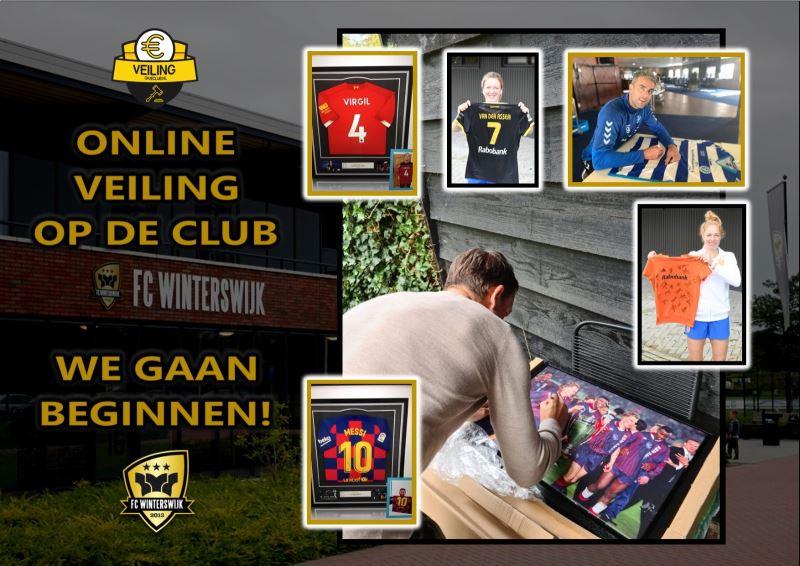 Online Veiling Levert Ruim €10.000,- Op